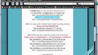 Instalando Homebrew Channel via Twilight Hack(PT – BR) – Parte 1 – WiiFever