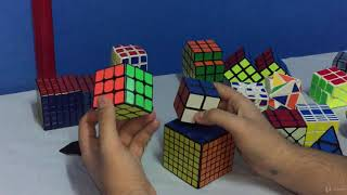 Solve any regular Rubik s Cube and 3×3 Blindfolded : How to use this course