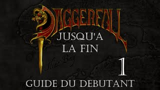 DAGGERFALL FR – Jusqu'à la fin ! – EP. 1 – Création du personnage (Guide du débutant)