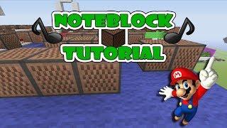Mario Overworld Doorbell – Note Block «Tutorial» (Minecraft Xbox/Ps3)