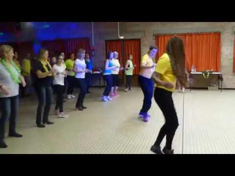 Initiation Danse brésilienne