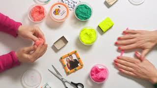 Do-It-Together pearl clay