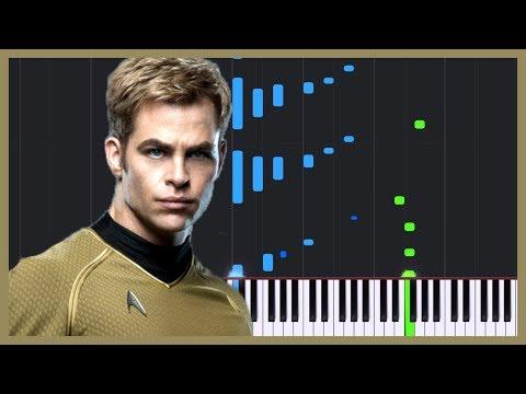 London Calling – Star Trek Into Darkness [Piano Tutorial] (Synthesia) // Logan Dougherty