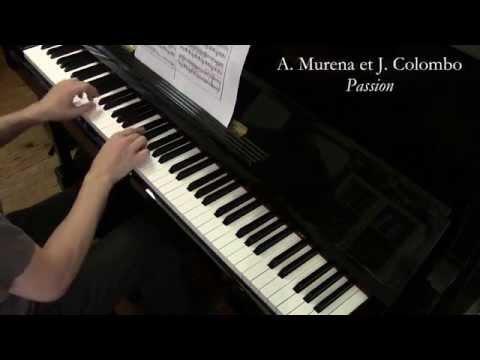 Passion – A. Murena et J. Colombo