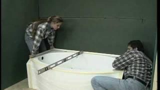 Bain installation