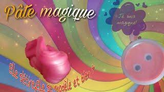 PÂTE MAGIQUE MULTIFONCTION WAOUW !C'EST VRAIMENT MAGIQUE! (Le Monde De Maia)