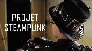 PROJET STEAMPUNK [Création costume et accessoires & shooting photo]