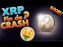 XRP LE CRASH EST FINI !!!??? RIPPLE analyse technique crypto monnaie BITCOIN