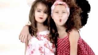 Vêtements filles Floriane: été 2012