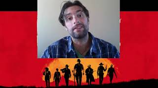 TUTO / UNE INTERFACE PS4 RED DEAD REDEMPTION 2