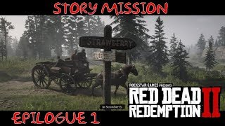 Red Dead Redemption 2 | The Wheel | Beginning of Epilogue
