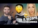 JE REPRODUIS UN TUTO DE SANDREA SUR LUI … ft MAXIME MAKEUP