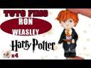 TUTO FIMO – RON WEASLEY de HARRY POTTER