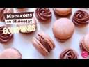 🍫 MACARONS AU CHOCOLAT 🍫
