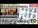Design d'environnements de jeux vidéo 2D