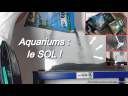 Tuto : le SOL ! Fishroom aquariums sans filtres etc ! Poubellarium intérieur