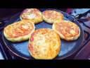 Recette Pour Diner Cuit à la Poêle en 10min  – Cuisine Marocaine