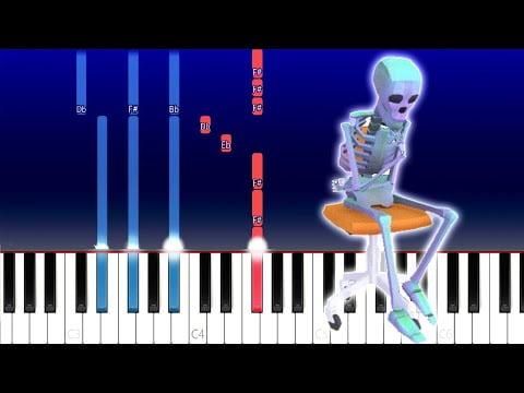 Lund – Broken (Piano Tutorial)