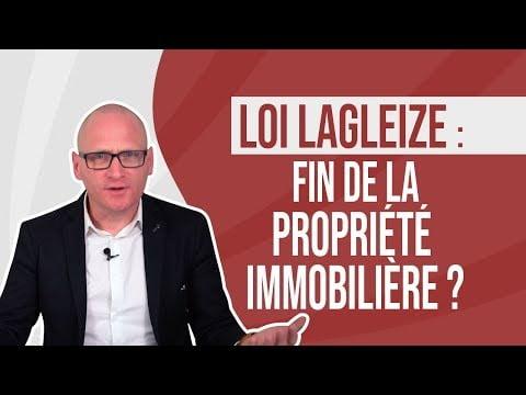 La vérité sur le projet de loi Lagleize !