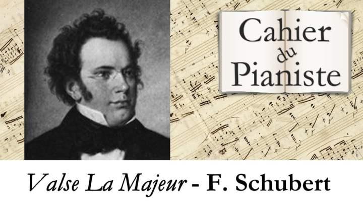 F. Schubert – Valse La Majeur