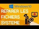 Réparer facilement les fichiers système | Windows 7/8/10