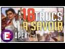 18 TRUCS A SAVOIR SUR LES CAPACITÉS DE LOBA | Apex Legends Tuto FR