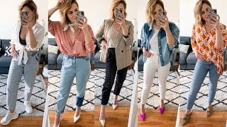 Tendance printemps 2020 // 6 looks en jean