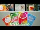 Scrapbooking Carterie tutoriels – Encres alcool et papillons (présentation lampe intelligente Wit)