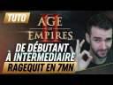 🔥TUTO DE DÉBUTANT À INTERMÉDIAIRE : Comment faire RAGEQUIT sur AGE OF EMPIRE 2 DEFINITIVE EDITION FR