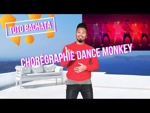[TUTO BACHATA] Apprendre une chorégraphie sur Dance Monkey – Tones and I | Accessible à Tous ! #Ep7