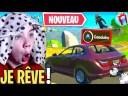 🔴 COOL ! ENFIN on va POUVOIR CONDUIRE des VOITURES sur FORTNITE SAISON 3 LIVE FR !?!