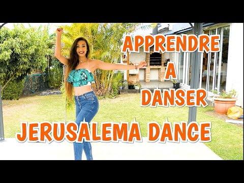 COMMENT DANSER LA JERUSALEMA DANCE TUTO DANSE