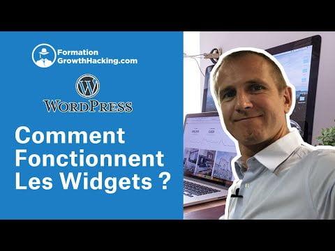 WordPress Tutorial FR [Les Widgets]