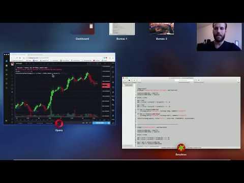 Tradingview comment programmer une alarme ? Tutoriel crypto-monnaies