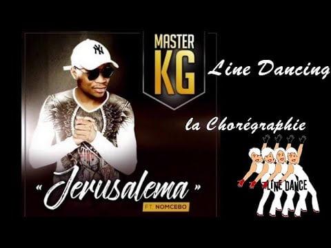 Le Tuto Jerusalema dance challenge:  Apprendre à DANSER FACILEMENT la Jerusalema danse ,  Master KG