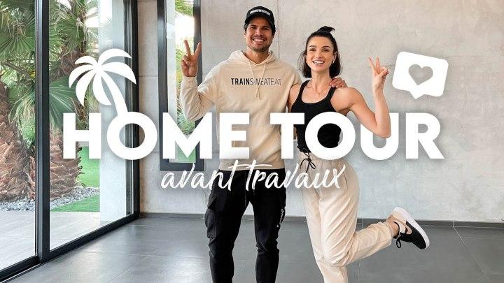 HOME TOUR VIDE / AVANT TRAVAUX 🔥 #Tissyhouse