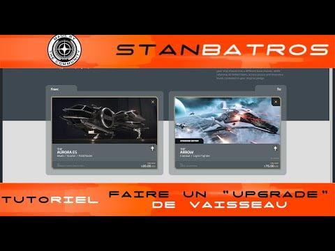 [FR] Star Citizen – Tuto – Faire un upgrade de vaisseau