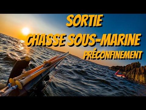 Chasse Sous-marine en Méditerranée avec Fantasy Pêche