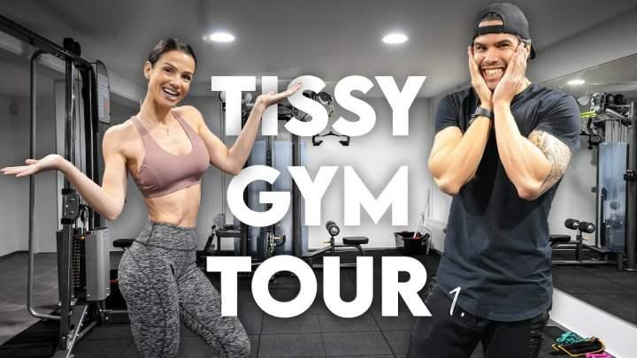 TISSY GYM TOUR (partie 1) !!!