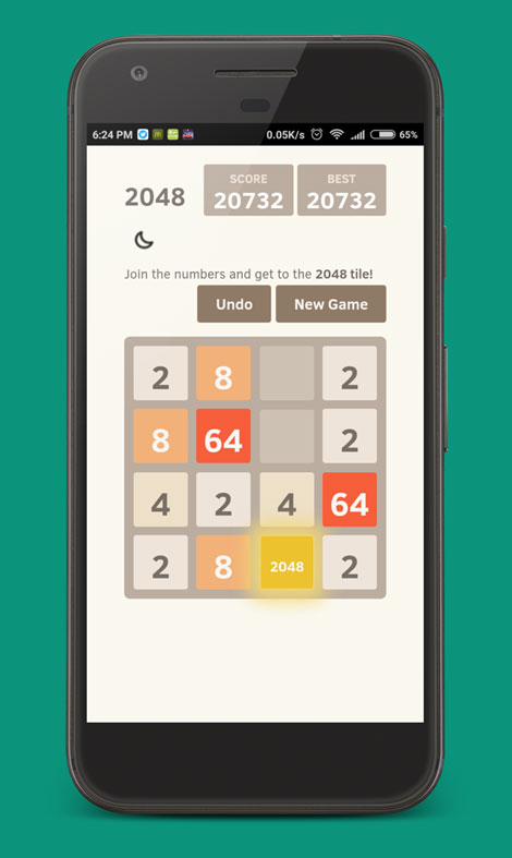 2048 best android app