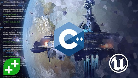 [100% off] Unreal Engine C++ Developer: Learn C++ and Make Video Games