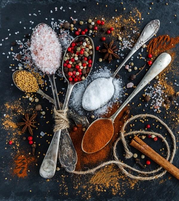 spezie aromi condimento spesa risparmio discount must have spices