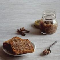 pere cannella marmellata confettura senza zuccheri chia jam semi fit ricetta