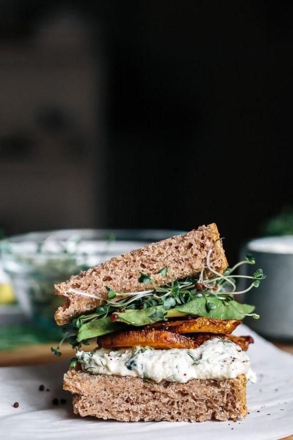 panino sandwich vegetariano panini avocado verdure sano fit pranzo
