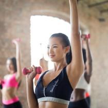 sport fitness università allenamento conciliare girl ragazza ragazze studenti studentesse