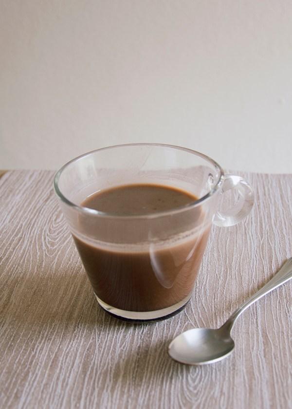 macaccino maca caffè ricetta cacao