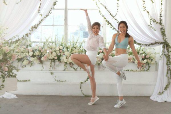 blogilates pop pilates cassey ho canali youtube allenarsi a casa