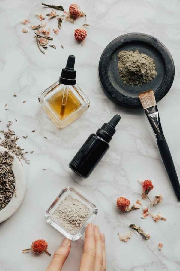 diy skincare products fai da te beauty zero waste