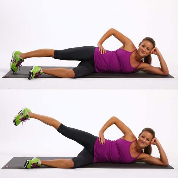 popsugar leg workout
