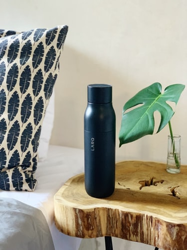 bottiglia riutilizzabile bere più acqua